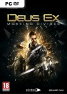 Deus Ex Mankind Divided PC DVD datorspēle