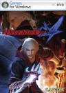 Devil May Cry 4 PC DVD (ENG) datorspēle