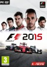 F1 2015 PC DVD computer game