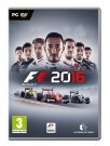 F1 2016 PC DVD computer game