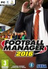 Football Manager 2016 PC DVD datorspēle