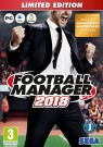 Football Manager 2018 Limited Edition PC datorspēle