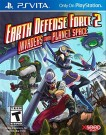 Earth Defense Force 2: Invaders from Planet Space PSVita spēle