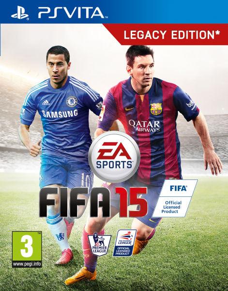 FIFA 15 Playstation Vita (PSVita) spēle  44.99