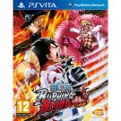 One Piece Burning Blood Playstation Vita (PSV) spēle