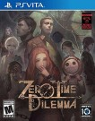 Zero Time Dilemma Playstation Vita (PSV) spēle
