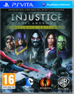 Injustice: Gods Among Us - Ultimate Edition PSVita spēle