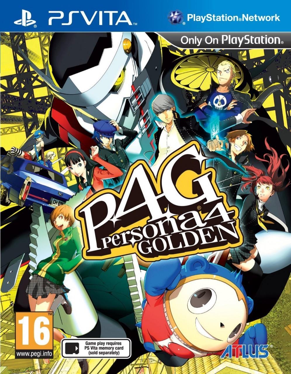 Persona 4 Golden PSVita  38.99