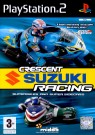 Crescent Suzuki Racing Playstation 2 (PS2) video game