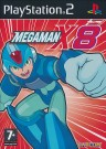 Mega Man X8 Playstation 2 (PS2) video game