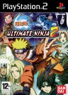 Naruto Ultimate Ninja 2 Playstation 2 (PS2) video game