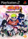 Naruto Ultimate Ninja Playstation 2 (PS2) video game
