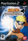 Naruto Uzumaki Chronicles Playstation 2 (PS2) video game