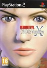 Resident Evil Code Veronica X Playstation 2 (PS2) video game