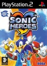 Sonic Heroes Playstation 2 (PS2) video game