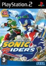 Sonic Riders Playstation 2 (PS2) video game