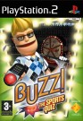 Buzz Sports Quiz - Game Only PS2