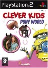 Clever Kids Pony World PS2