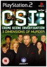 CSI 3 Dimensions of Murder Playstation 2 (PS2)