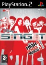 Disney Sing It: High School Musical 3 Senior Year (Solus) PS2