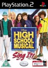 High School Musical: Sing It (Solus) PS2