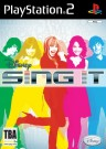 Disney Sing it Solus PS2