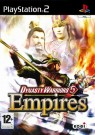 Dynasty Warriors 5 Empires Playstation 2 (PS2) video spēle