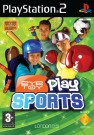 Eyetoy Play Sports (Solus) Playstation 2 (PS2) video game