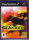 G1 Jockey 4 Playstation 2 PS2 video game