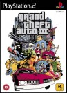GTA Grand Theft Auto III (3) Playstation 2 (PS2) video game