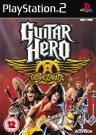Guitar Hero Aerosmith Solus PS2