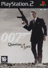 James Bond Quantum of Solace PS2