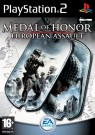 Medal of Honor European Assault Playstation 2 (PS2) video spēle