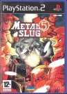 Metal Slug 5 PS2