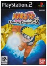 Naruto Uzumaki Chronicles 2 Playstation 2 (PS2) video game