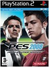 Pro Evolution Soccer (PES) 2008 PS2