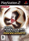 Pro Evolution Soccer (PES) Management PS2