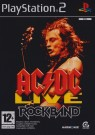 Rock Band AC/DC PS2