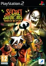 Secret Saturdays Beasts of the PS2