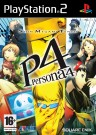 Shin Megami Tensei Persona 4 Playstation 2 (PS2) video game