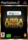 Singstar ABBA Solus PS2