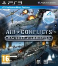 Air Conflicts Pacific Carriers Playstation 3 (PS3) video game