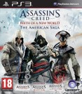 Assassin's Creed The American Saga Collection (Assassins Creed III (3) + IV (4) Black Flag + Liberation HD) Playstation 3 (PS3)
