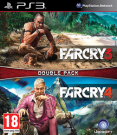 Far Cry 3 + Far Cry 4 Double Pack Playstation 3 (PS3) video spēle - ir veikalā