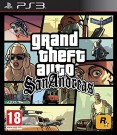 GTA Grand Theft Auto: San Andreas Playstation 3 (PS3) video spēle