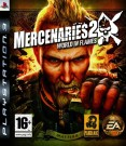 Mercenaries 2: World in Flames PS3 video spēle