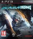 Metal Gear Solid Rising Revengeance Playstation 3 PS3 spēle