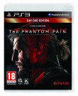 Metal Gear Solid V The Phantom Pain Day 1 Edition Playstation 3 (PS3) video spēle