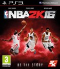 NBA 2K16 Playstation 3 (PS3) video spēle - ir veikalā