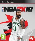 NBA 2K18 Playstation 3 (PS3) video spēle - ir veikalā